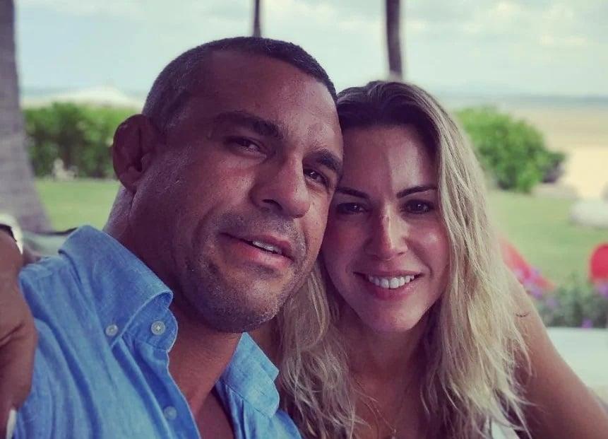 Joana Prado e Vitor Belfort perdem patrocínio por crítica a banheiro unissex