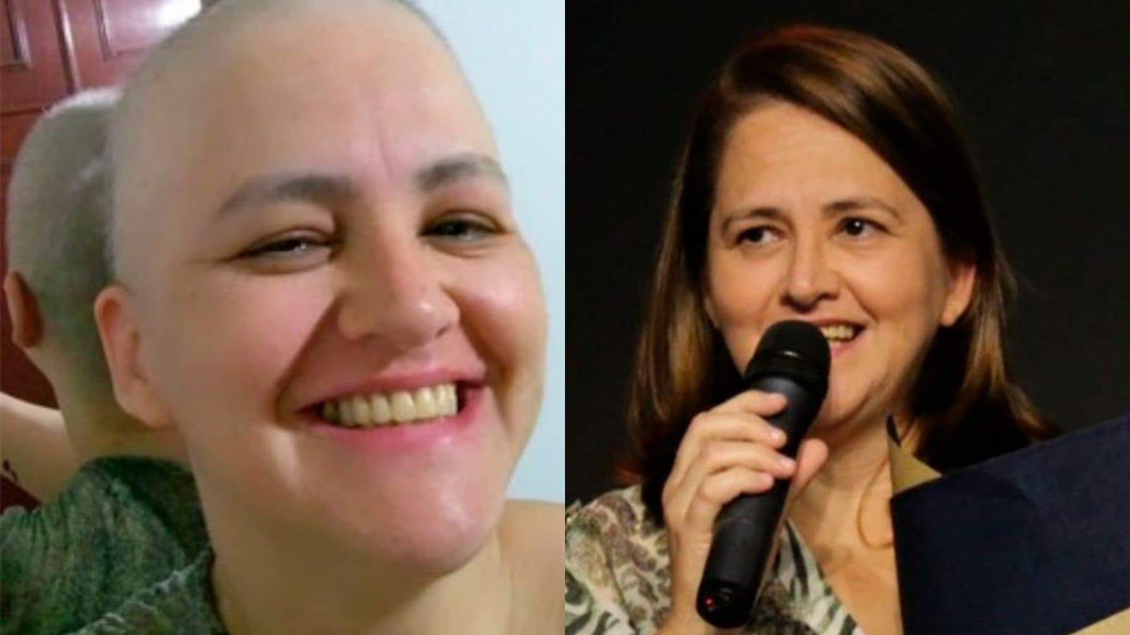 Mulher é curada do câncer de mama, após ter visão de Jesus em seu quarto no hospital