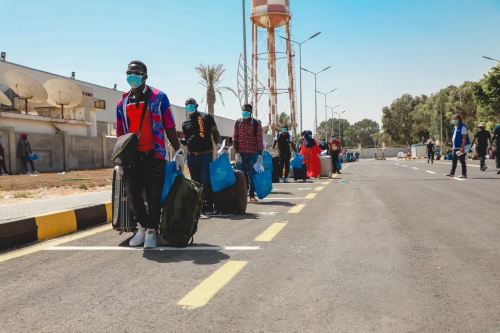 Cristãos coptas desaparecidos na Líbia são encontrados detidos pela imigração