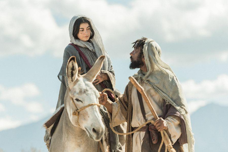 'The Chosen' anuncia episódio de Natal com nascimento de Jesus pelos olhos de Maria e José